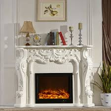 White Electric Fireplace Fresh Best Antique White Electric Fireplaces 8866