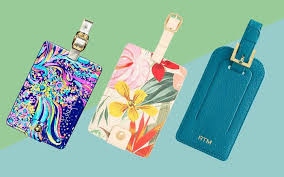 travel tags images 18 luggage tags fancier than the paper one you got for free at the jpg%3