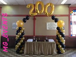 balloon decoration ideas for graduation ash999 info