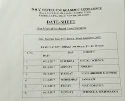 100 dav science guide class 7 class 9 social science study