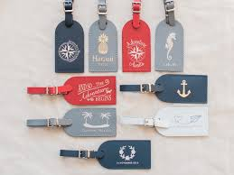 best 25 luggage tags wedding 25 best wedding ideas to celebrate distance relationship
