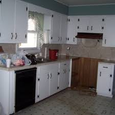 Painting Old Kitchen Cabinets White by Home Decor Amusing How To Paint Kitchen Cabinets White Images