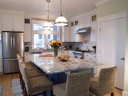 kitchen style modern farmhouse eat in kitchen design granite