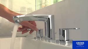 grohe 20209002 eurostyle cosmopolitan bathroom faucet youtube