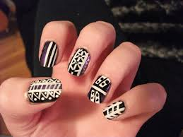 look more elegant with cool nail design
