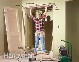 Build Closet Door How To Build A Wall To Wall Closet Family Handyman