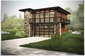 Bi Level Floor Plans With Attached Garage by Garage W Apartments With 2 Car 1 Bedrm 615 Sq Ft Plan 149 1838