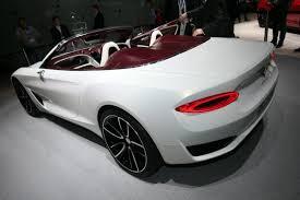 bentley exp 10 black luxurious bentley exp 12 speed 6e ev concept