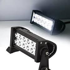 3000 lumen led work light amazon com ijdmtoy 1 36w high power led work light bar with 3000