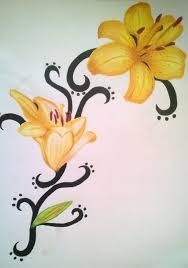 61 best tiger lily tattoo images on pinterest tiger lily tattoos