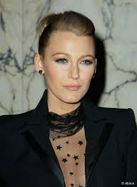party hair style for aged women blake lively hair tutorial her age of adaline after party updo
