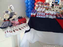 nautical theme baby shower nautical baby shower invitations decorations themed ideas