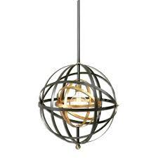 Bronze Pendant Light Fixtures Rubbed Bronze Kitchen Lighting Snaphaven