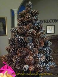 pine cone tree tutorial another use for the millions of pine