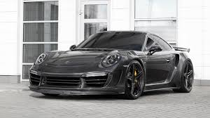 2017 black porsche 911 turbo topcar porsche 911 turbo stinger gtr carbon edition 2017 4k