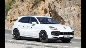 Porsche Cayenne Redesign - 2018 porsche cayenne youtube