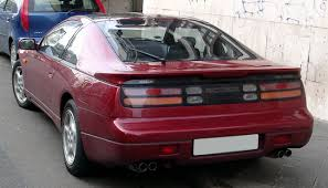 1990 nissan 300zx twin turbo wide body kit nissan 300zx wikipedia