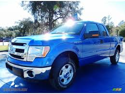 ford truck blue 2014 ford f150 xlt supercab in blue flame a36171 truck n u0027 sale