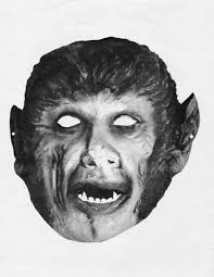 Halloween Monster Masks by Moon Monster U2013 Animated 1970 Comic Book Ad Jason Willis