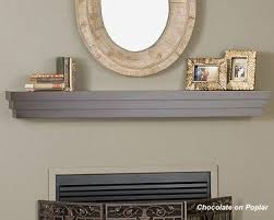 Wood Mantel Shelf Pictures by Best 25 Wood Mantel Shelf Ideas On Pinterest Rustic Mantle