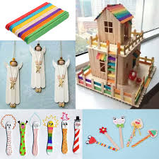 popular wooden popsicle stick crafts buy cheap wooden popsicle