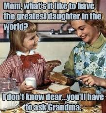 Mother Daughter Memes - 50 best mom memes like mother like daughter