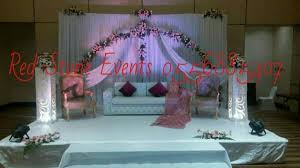Wedding Stage Chairs Wedding Stage Kosha Decoration Lighting Chairs And Tables Tent