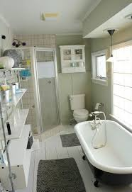 colorful and bright bathroom makeover hometalk