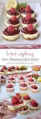 lemon raspberry mini cheesecakes recipe cheesecakes raspberry