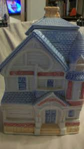 133 best cookie jars 5 houses barns etc images on pinterest