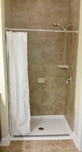 41 best barrier free shower images on pinterest best bath pairing a bestbath barrier free pan with a tile surround makes for a gorgeous accessible shower shower remodelremodel bathroomwhite