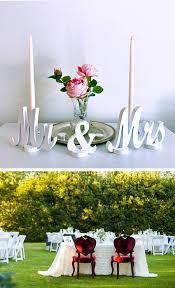 mr and mrs table decoration wedding contest win a mr and mrs sweetheart table wedding sign