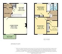 Maisonette Floor Plan Parkers Swindon 3 Bedroom Maisonette For Sale In Welcombe Avenue