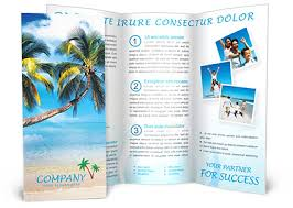 vacations brochure template u0026 design id 0000000096