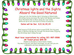 river of lights tickets 2017 christmas light tour good natured river tours