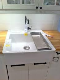 How To Undermount Ikeas Domsjo Sink Sinks Ikea Farmhouse Sink - Apron kitchen sink ikea