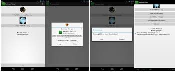 cwm apk how to install clockworkmod recovery or twrp recovery on any