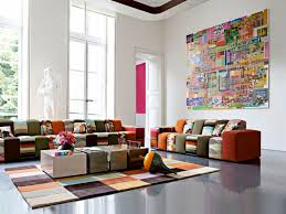 34 spectacular colorful furniture sets for creative living room