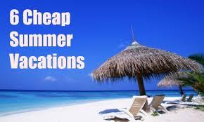 6 cheap summer vacations southern savers