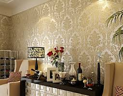 For Home Decor Wallpaper European Style Covering Home Decoration Interior