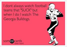 Georgia Bulldog Memes - gators vs bulldogs clipart 82