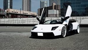 Lamborghini Murcielago Black - black and white lambo murcielago on custom wheels u2014 carid com gallery