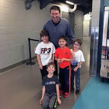 Hit The Floor Here We Is Boy - hockey dad by matt cullen