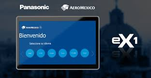Press Advertising Aeromexico Multi Format Press Release Panasonic To Equip 60 Aeromexico Aircraft With Ife