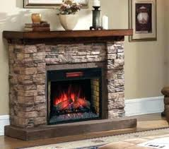 Electric Fireplace With Mantel Electric Fireplace Mantels Surround Electric Fireplaces
