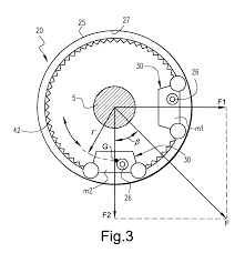 patent us6210099 moving weight dynamic balancing apparatus for