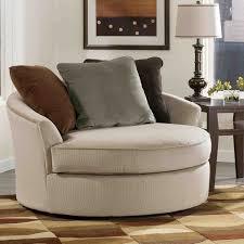 chair fabulous trendy round swivel sofa chair alba modern