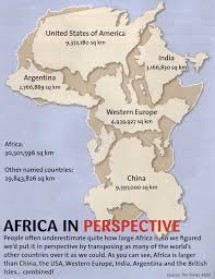 africa map review wikiflex africa review guide