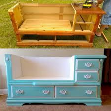 diy dresser diy dresser to bench for your home by vicki payne