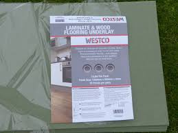 Green Underlay For Laminate Flooring Experiences With Wickes Foam Underlay As A Depron Alternative